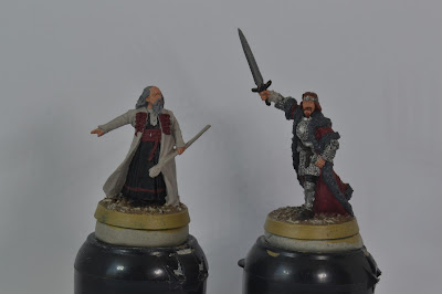 Malbeth and Arvedui (WIP)