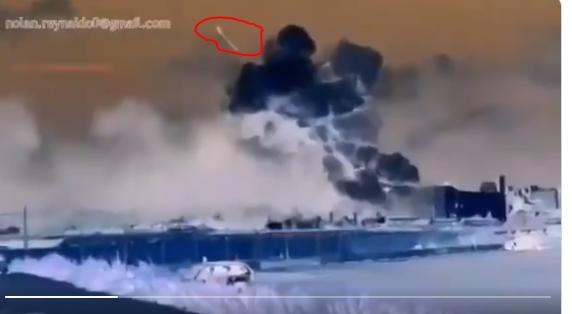 ΒΙΝΤΕΟ ΠΟΥ ΠΡΕΠΕΙ ΝΑ ΔΕΙΤΕ : Ανεπιβεβαίωτο…Θερμική βιντεοκάμερα δείχνει ότι έγινε πυραυλική επίθεση στο λιμάνι της Βηρυτού..