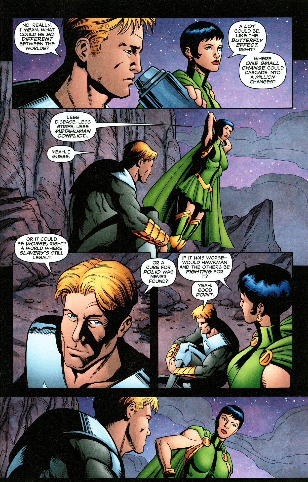 Read online Trinity (2008) comic -  Issue #32 - 26