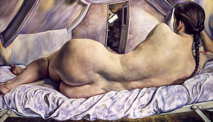 Британский художник. Michael Taylor
