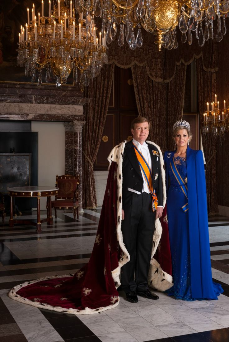 New Official Photos Of King Willem Alexander And Queen