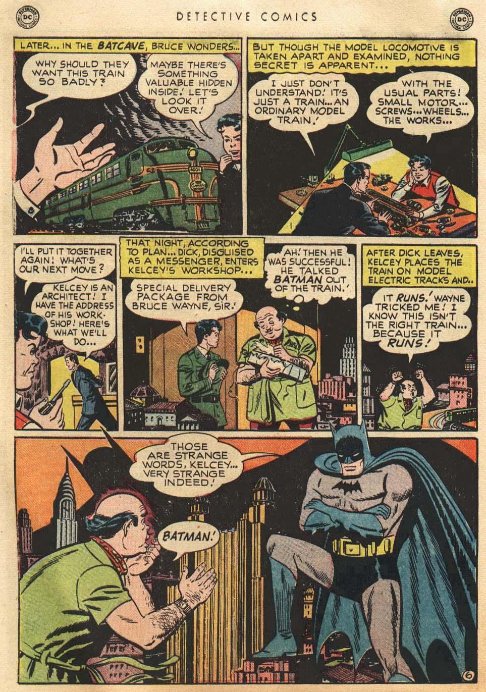 Detective Comics (1937) 155 Page 7