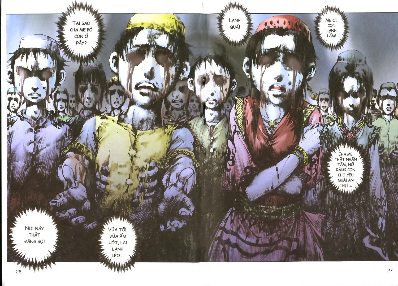 Tây Du Ký màu - Chapter 91 - Pic 26