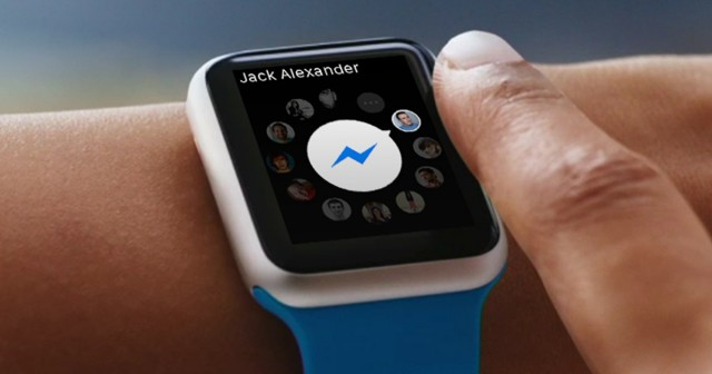 Facebook Messenger, WatchOS 2 Compatible with iOS 9 Multitasking.