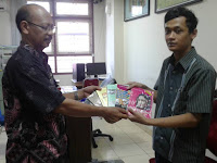 Formaci Press donasikan 6 buku baru ke Perpusda Jateng