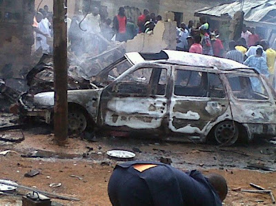 KADUNA+BLAST+5 Photos From Kaduna Bomb Blast and Killings Plus Christian and Muslim clash.