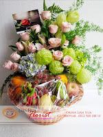 jual parcel buah, parcel buah & bunga, bunga ucapan untuk orang sakit, toko bunga di jakarta, karangan bunga untuk orang kurang sehat