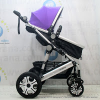 chris and olins baby stroller