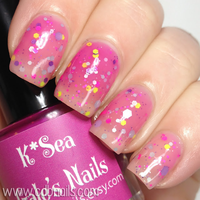 K*Sea Gale Nails-Filled with Laughter