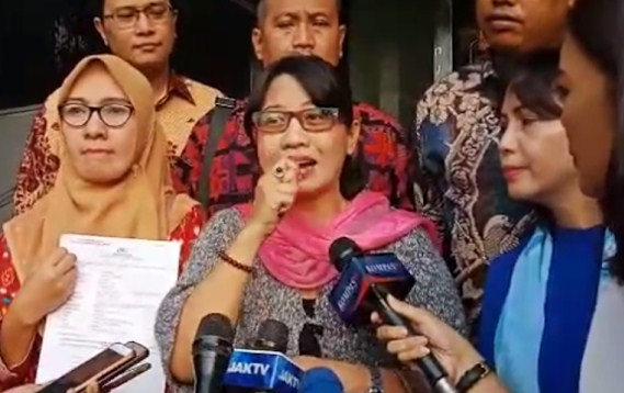 Awal Mula Mustofa Nahra Curiga #GelangKode Susi Ferawati