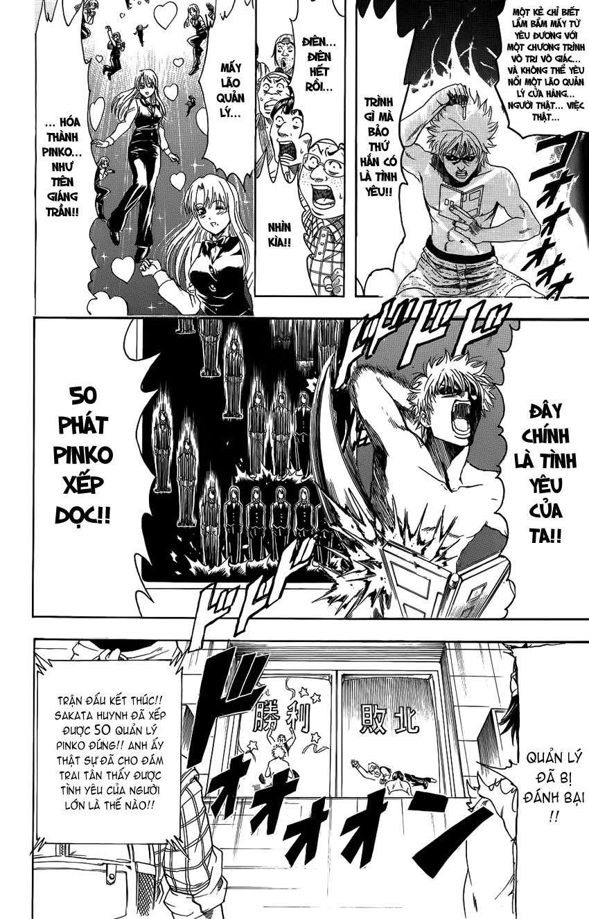 Gintama Chap 350 page 23 - Truyentranhaz.net