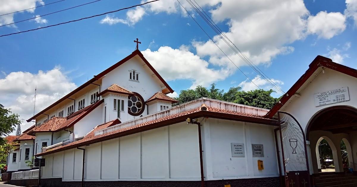 Jejak Kolonial: Mengingat Karya Van Lith di Kompleks Misi