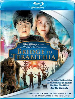 Bridge To Terabithia (2007) BRRip 480p 300MB Dual Audio ( Hindi - English ) MKV