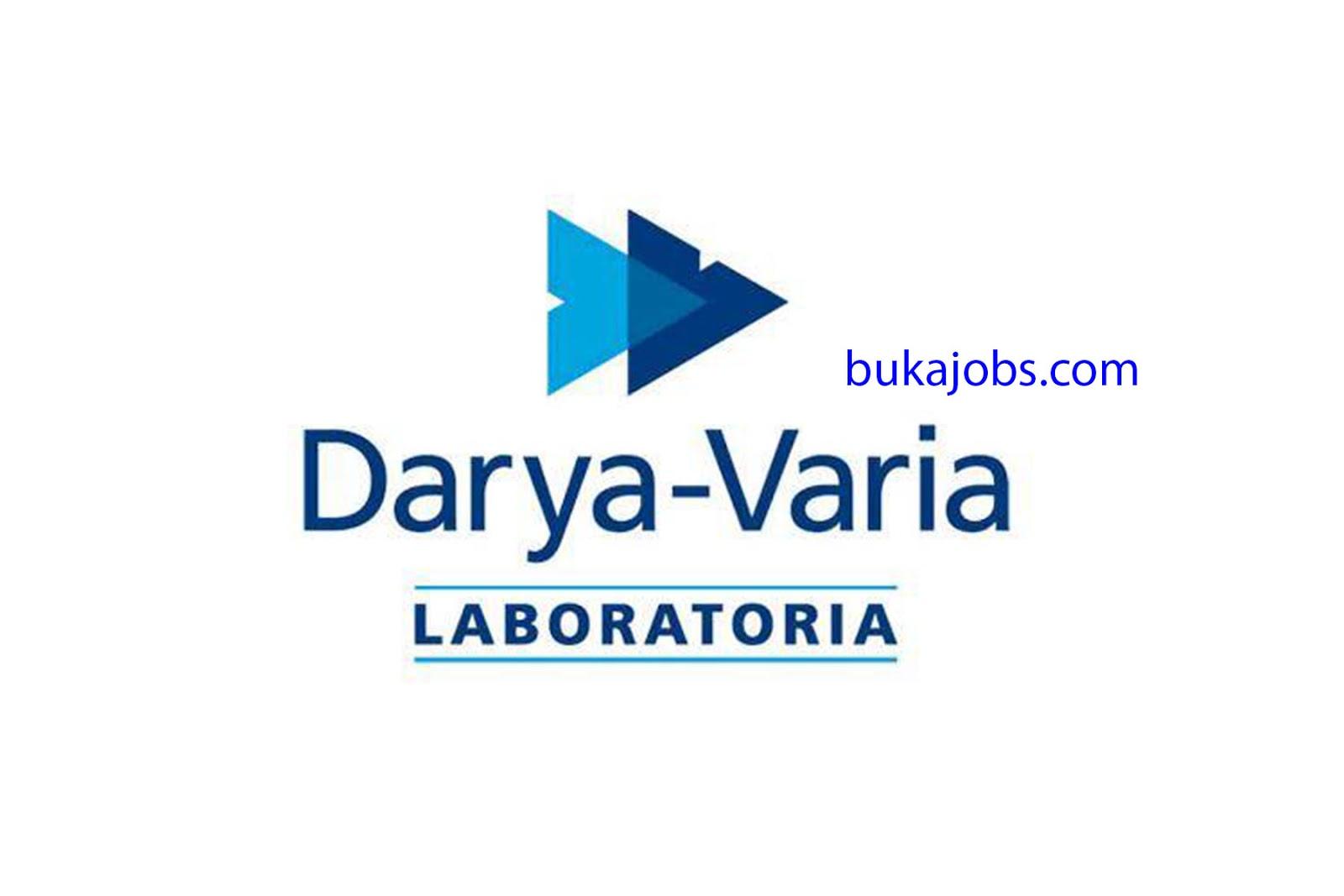 Lowongan Kerja PT. Darya-Varia Laboratoria Tbk 2019