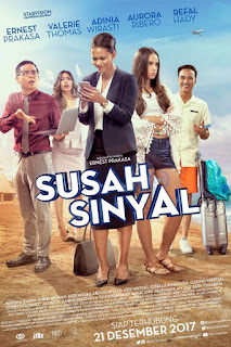 Download Susah Sinyal (2017) Full Movie