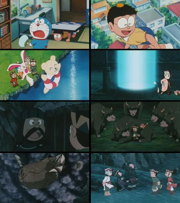 Doraemon The Movie Toofani Adventure 2003 Hindi Dubbed 480p HDRip