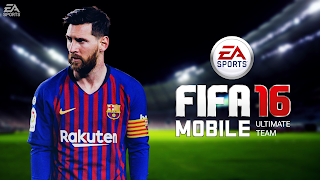 FIFA 16 Mobile UT Android 1.3 GB High Graphics