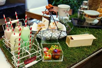 Nos Adresses : Frozen Tea Time à l'hôtel Prince de Galles, l'heure du thé à l'anglaise version française - Paris 8