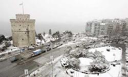 Σοβαρές πιθανότητες για λευκά Θεοφάνεια στη Βόρεια Ελλάδα