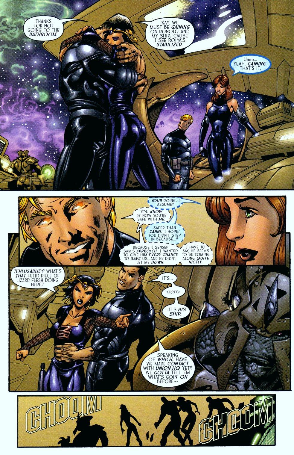 Read online Sigil (2000) comic -  Issue #14 - 6