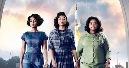 Movie Monday: HIDDEN FIGURES