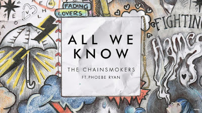 The Chainsmokers - All We Know ft. Phoebe Ryan ( #Audio )