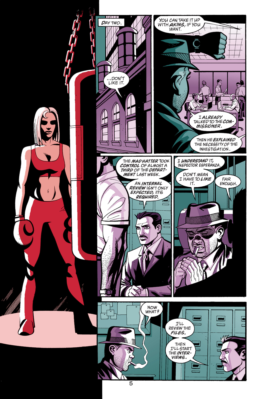 Detective Comics (1937) 761 Page 4