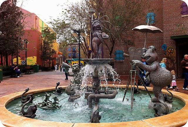 Disney's Hollywood Studios Muppet