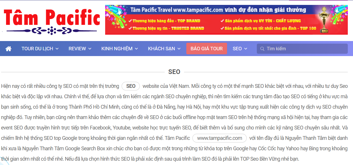 Hướng dẫn khám phá 20 yếu tố quyết định bài viết chuẩn SEO lên top Google