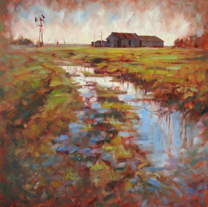 Радость живописи. Judy Gelfert