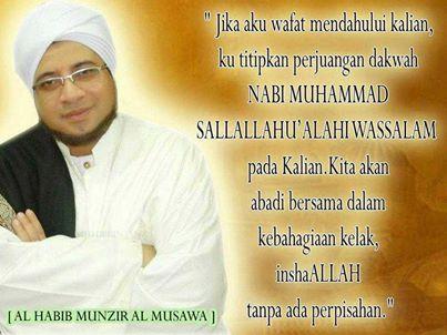 My Galery Si Rizal Kata Kata Mutiara Al Habib Munzir Bin