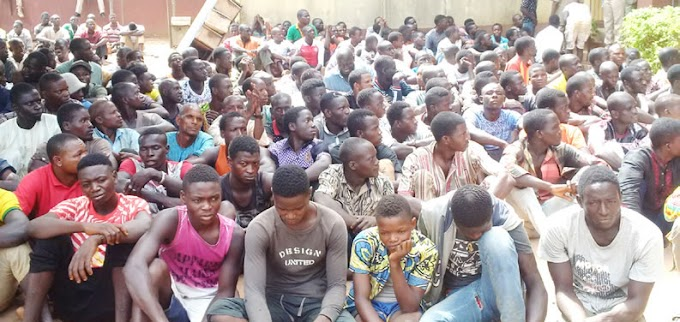 Buhari To Nigerian Illegal Migrants, You Are On Your Own