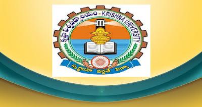 Manabadi Krishna University Degree Time Table 2018 Download, Krishna University UG Time Table 2018