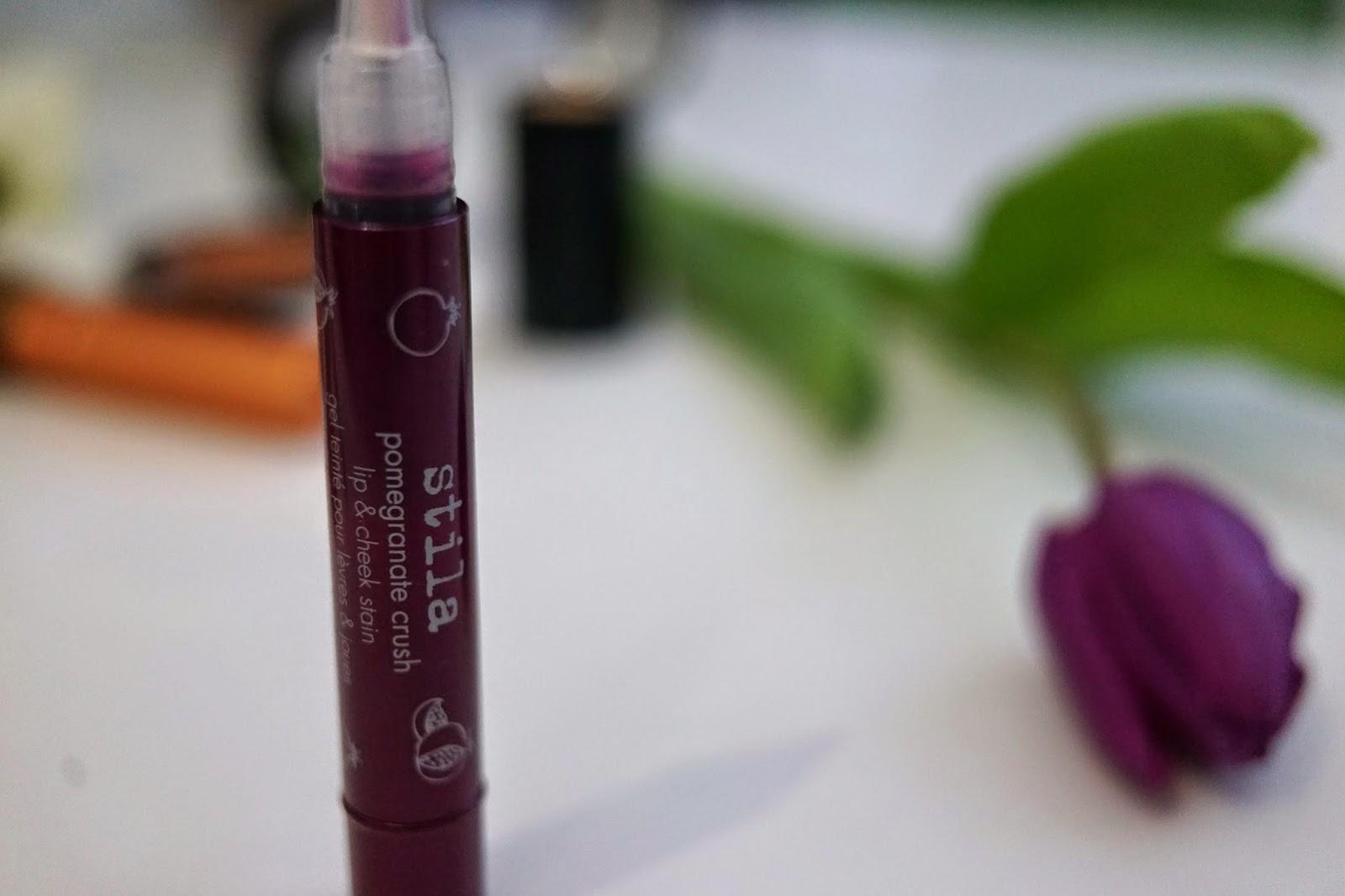 Stila Pomegranate Crush Lip & Cheek Stain