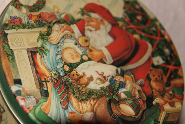 Lote 3 Cajas motivos Navideños