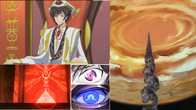 The Occult Background of Code Geass Series