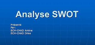 Exposé sur la Methode SWOT - PPT