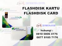 Jual Flashdisk Kartu nama murah