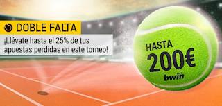 bwin promocion Abierto de Barcelona Tenis 23-29 abril