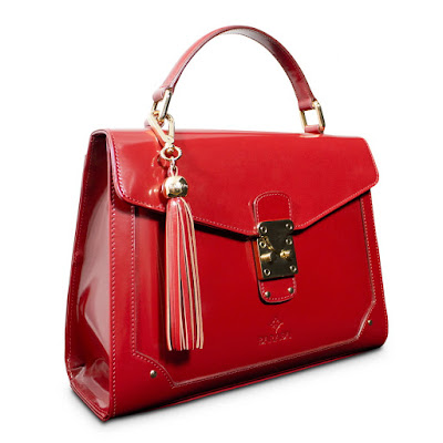 torebka Barada hiszpańska torebka czerwona torebk kuferek trendy 2016 blog modowy