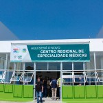 Prefeita Bati Pavin lança o Centro de Especialidades Médicas para a RMC