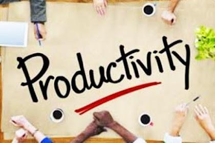 pembelajaran produktif merupakan ciri yang membedakan SMK dengan sekolah menengah lainnya