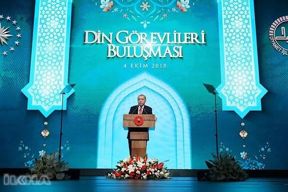 Erdogan: Jika Anda Ingin Membangun Masa Depan, Maka Masjid Sebagai Pusatnya