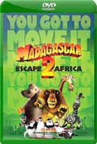 Madagascar 2 (2008) DVDRip Latino