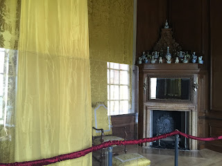 Hampton Court Palace Hidden Bedroom William III