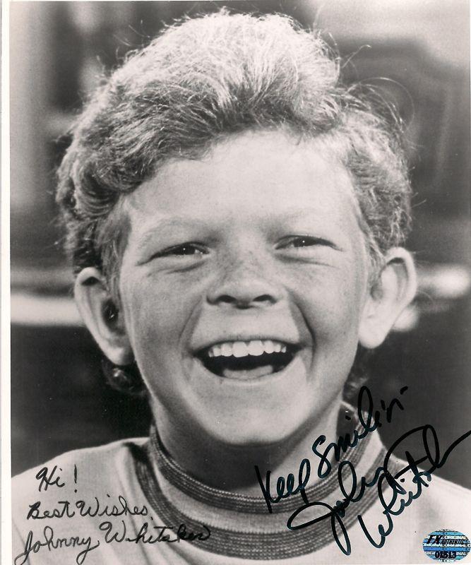 johnny whitaker wife