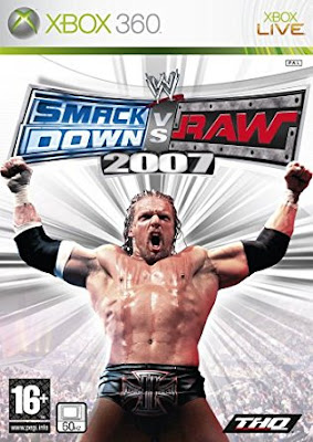 WWE SmackDown vs. Raw 2007 (LT 2.0/3.0 RF) Xbox 360 Torrent Download