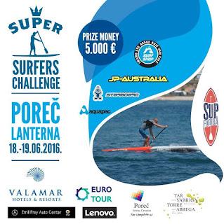 SUPer Surfers Challenge