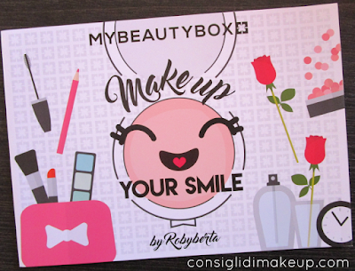 "MyBeautyBox Marzo 2016: ""Make up your smile"" by Robyberta"