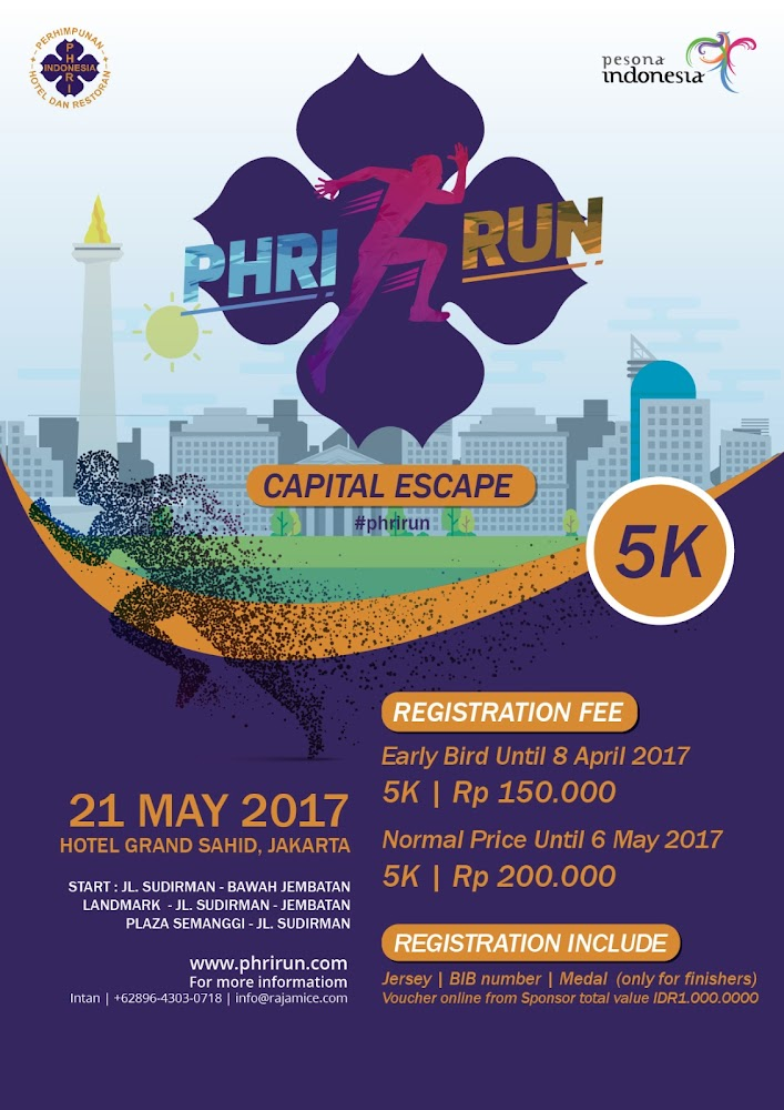 PHRI Run • 2017